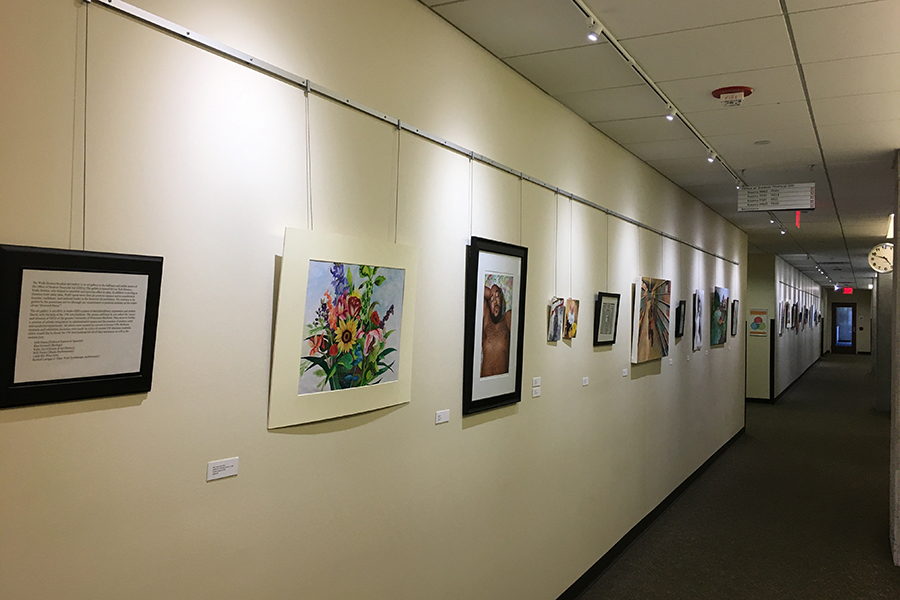 Wally Douma Student Art Gallery  thumbnail image
